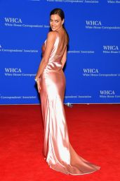 Irina Shayk – 2015 White House Correspondents Dinner in Washington, DC