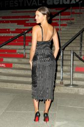 Irina Shayk – Annual VANITY FAIR Party in NYC, April 2015