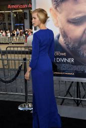 Isabel Lucas - The Water Diviner Premiere in Hollywood