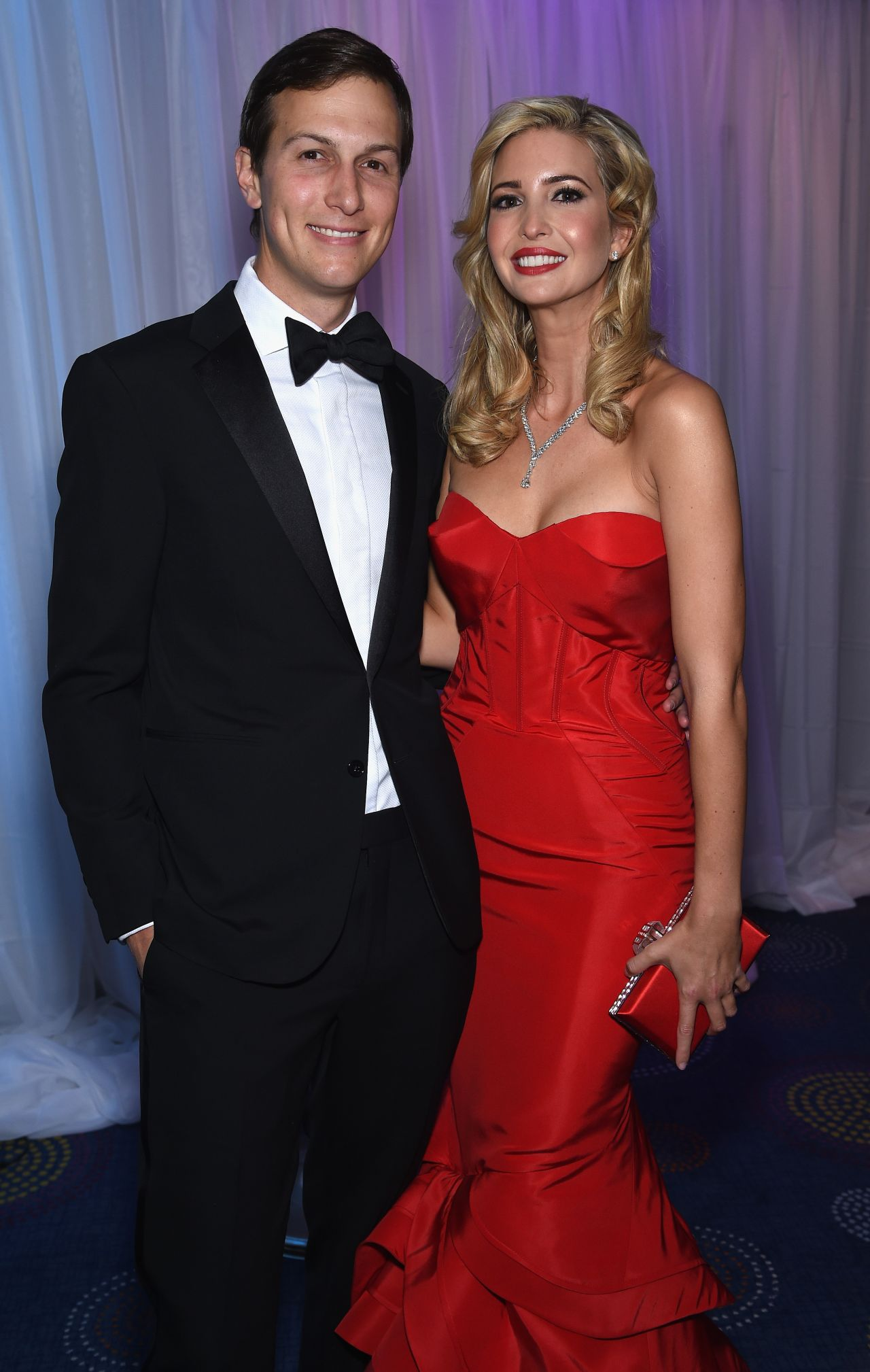 Ivanka Trump 2015 White House Correspondents Dinner In