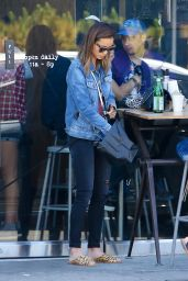 Jamie Chung - Lunch in Beverly Hills, April 2015