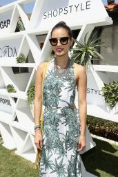 Jamie Chung – POPSUGAR + SHOPSTYLE'S Cabana Club Pool Parties in Palm Springs