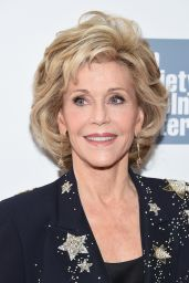 Jane Fonda - 2015 Chaplin Award Gala in New York City