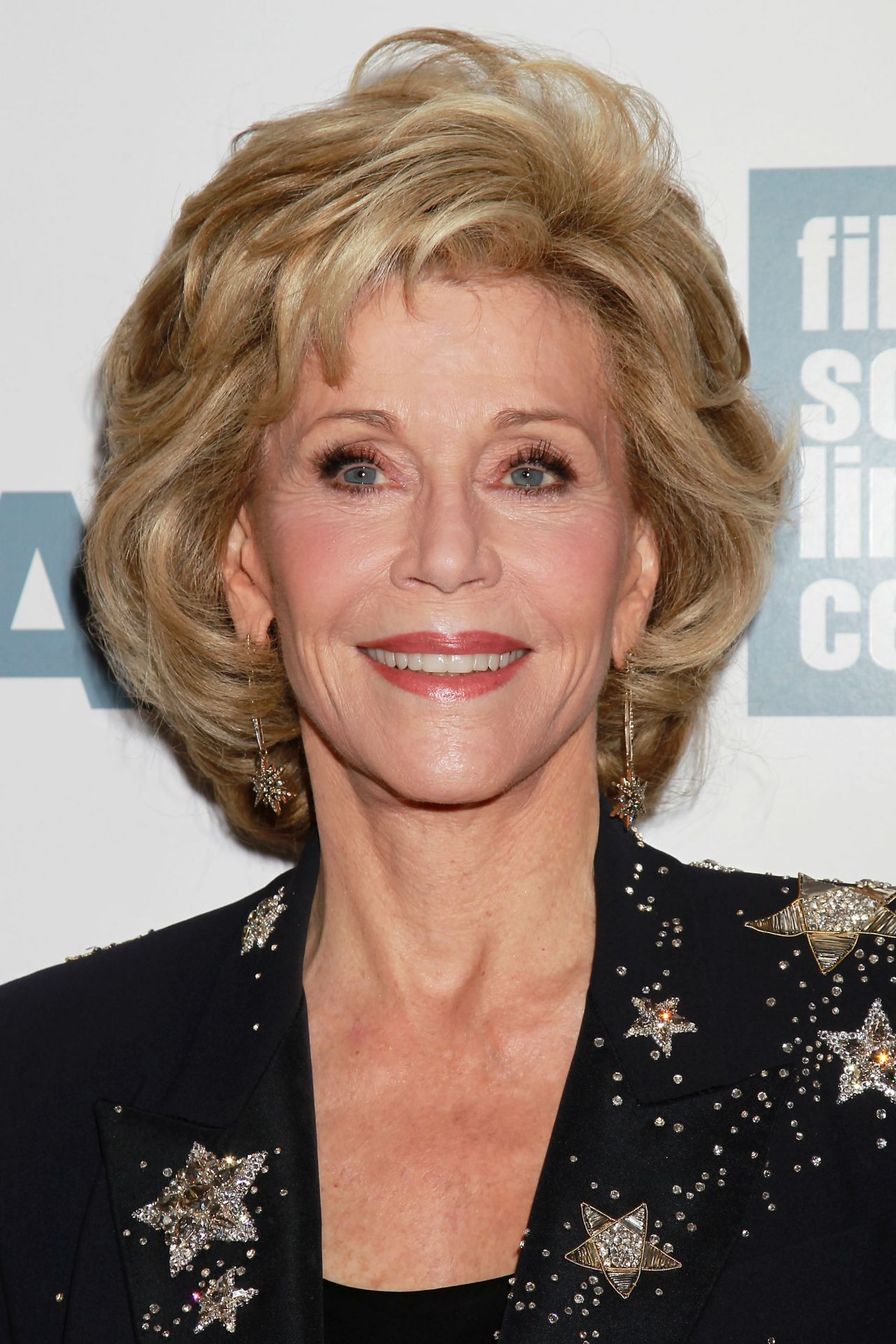 Jane Fonda 2015 Chaplin Award Gala In New York City