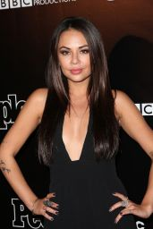 Janel Parrish - Dancing With The Stars 10th Anniversary in West Hollywood