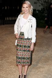 January Jones – Burberry's London in Los Angeles Party in Los Angeles, April 2015