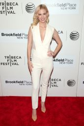 January Jones - Good Kill Premiere at 2015 Tribeca Film Festival in New York
