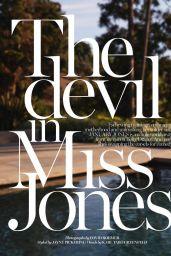 January Jones - Marie Claire Magazine (UK) May 2015 Issue