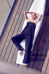 January Jones Photoshoot - Rapsody Magazine April 2015