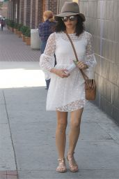 Jenna Dewan Tatum - Out in West Hollywood. April 2015