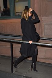 Jennifer Aniston - Out in New york City, April 2015