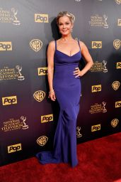 Jennifer Gareis – 2015 Daytime Emmy Awards in Burbank