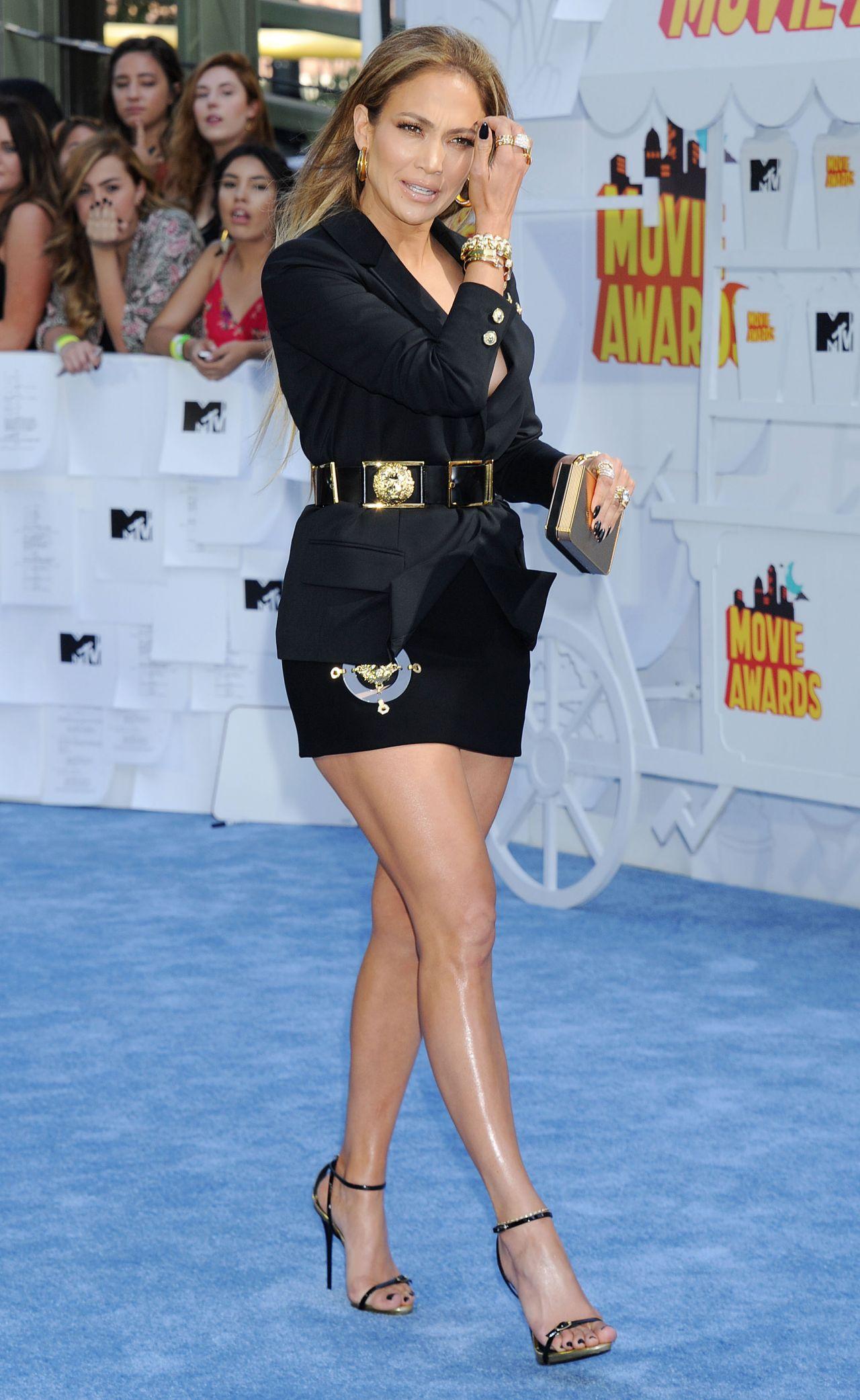 Jennifer Lopez Picture 1026 - The 2015 MTV Movie Awards