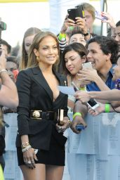 Jennifer Lopez – 2015 MTV Movie Awards in Los Angeles