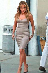 Jennifer Lopez at the