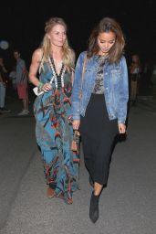 Jennifer Morrison - Neon Carnival at Coachella in Thermal in California