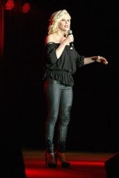 Jenny McCarthy - Performing at Valley Forge Casino Resort in King of Prussia