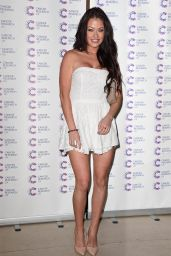 Jess Impiazzi – Jog On To Cancer Event in London, April 2015