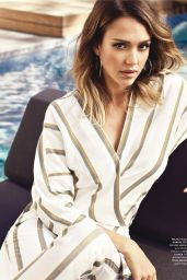 Jessica Alba - MORE Magazine May 2015 Issue
