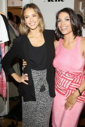 Jessica Alba & Rosario Dawson - Launch of Studio One Eighty Nine, April 2015