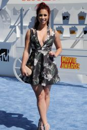 Jilian Rose Reed – 2015 MTV Movie Awards in Los Angeles