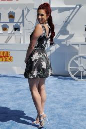 Jilian Rose Reed – 2015 MTV Movie Awards in Los Angeles