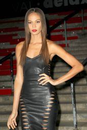Joan Smalls - Annual VANITY FAIR Party in NYC, April 2015