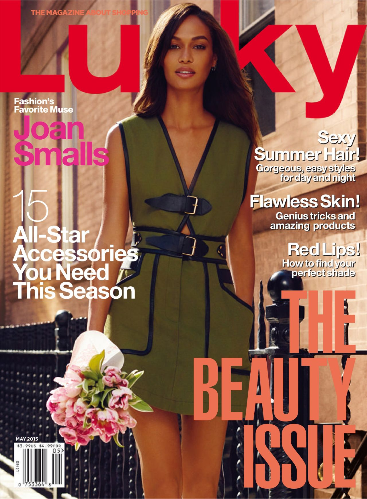 Lucky Magazine May 11: Lucky Magazine May 2015 Issue