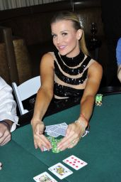 Joanna Krupa - Charity Poker Birthday Party at Beso Restaurant in Los Angeles, April 2015