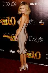 Joanna Krupa - Dancing With The Stars 10th Anniversary in West Hollywood
