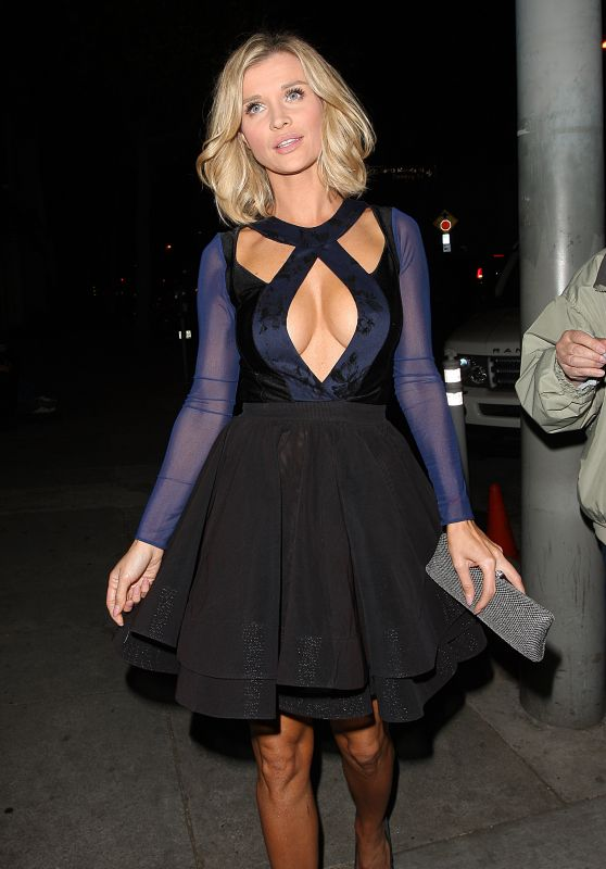 Joanna Krupa Night Out Style - at Craig