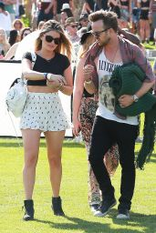 Julianne Hough – 2015 Coachella Music Festival in Indio – Day 1