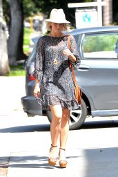 Julianne Hough Casual Style - Out in Los Angeles, April 2015