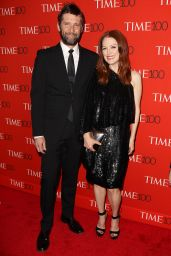 Julianne Moore - TIME 100 Most Influential People In The World Gala in New York City, April 2015