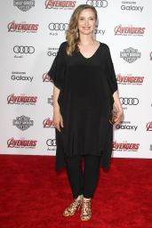 Julie Delpy – Avengers: Age Of Ultron Premiere in Hollywood