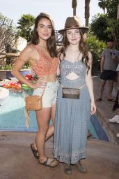 Kaitlyn Dever - Just Jared 2015 Coachella Festival Party Presented by Sonix in Indio