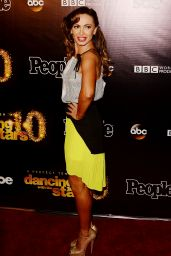 Karina Smirnoff - 10th anniversary of ABC