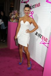 Karina Smirnoff - JustFab Ready-To-Wear Launch Party in West Hollywood