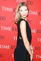 Karlie Kloss – TIME 100 Most Influential People In The World Gala in New York City, April 2015