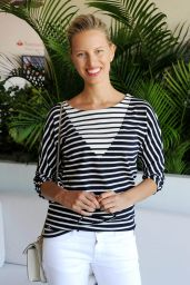 Karolina Kurkova - Lacoste Suite at the Women