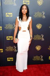 Karrueche Tran – 2015 Daytime Emmy Awards in Burbank