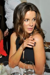 Kate Beckinsale Style - Dinner to Celebrate the Victoria Beckham Collection at Fred