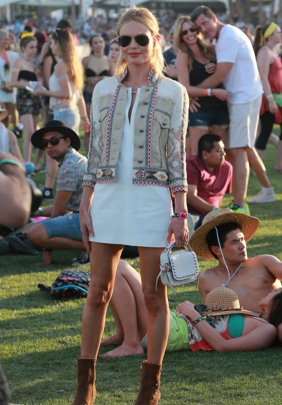Kate Bosworth – 2015 Coachella Music Festival, Day 2, Empire Polo Grounds, Indio