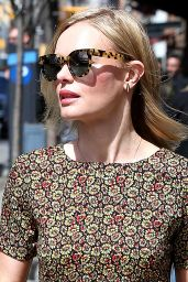 Kate Bosworth Style - Out in New York City, April 2015