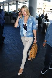 Kate Hudson at LAX Airport, April 2015