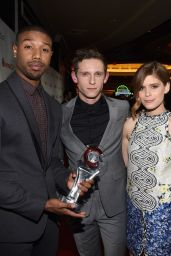 Kate Mara – 2015 CinemaCon Big Screen Achievement Awards in Vegas