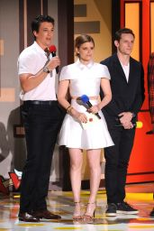 Kate Mara – 2015 MTV Movie Awards in Los Angeles