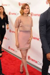 Kate Mara - 20th Century Fox Cinemacon 2015 Press Line in Las Vegas