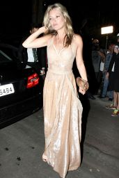 Kate Moss - 2015 amfAR Inspiration Gala in Sao Paulo