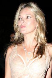 Kate Moss - 2015 amfAR Inspiration Gala in Sao Paulo